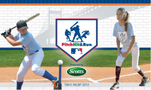 MLB Pitch, Hit & Run Competition